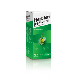 Herbion jegličev sirup, 150 ml