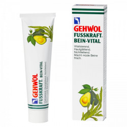 GEHWOL FUSSKRAFT balzam za moč in vitalnost nog, 125 ml