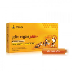 Gelée royale junior, 10 stekleničk po 9 ml