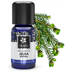 Eteris Jelka - sibirska eterično olje, 10 ml