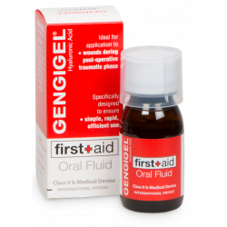 Gengigel first aid razstopina, 50 ml