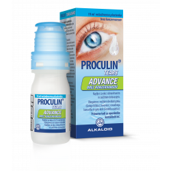 PROCULIN Tears Advance, kapljice za oko, 10 ml