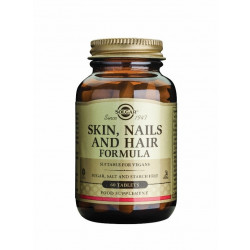 SOLGAR Skin, Nails and Hair formula, 60 tablet