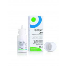 Thealoz Duo, kapljice za oko, 10 ml